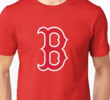 Boston Red Sox Simple Logo Unisex T-Shirt