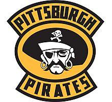 Pittsburgh Pirates Good Team Photographic Print