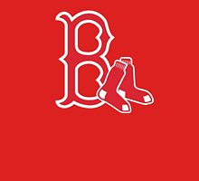 Boston Red Sox with Socks Unisex T-Shirt