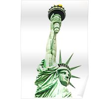 NYC statue of Liberty Poster
