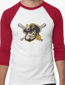 Pittsburgh Pirates Men's Baseball ¾ T-Shirt