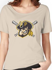 Pittsburgh Pirates Women's Relaxed Fit T-Shirt