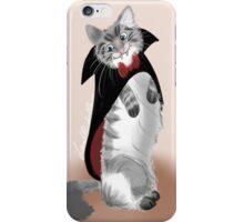 Vampire Cat iPhone Case/Skin