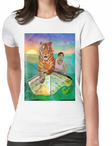 Life of Pi  Womens Fitted T-Shirt