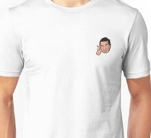 Mr. Bean Mini Head Unisex T-Shirt