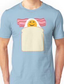 Good Morning Breakfast Cute Bacon and Egg T Shirt Unisex T-Shirt