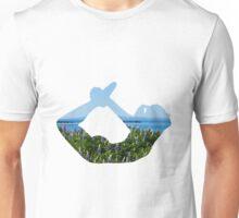 Yoga - Bow Pose  Unisex T-Shirt