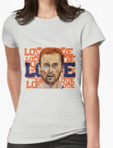 Kevin Love Womens Fitted T-Shirt