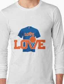 Kevin jersey CAVS Long Sleeve T-Shirt