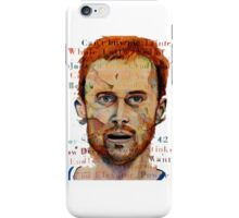 kevin love quotes iPhone Case/Skin