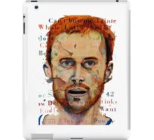 kevin love quotes iPad Case/Skin