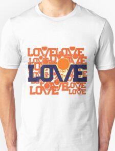 kevin love logo Unisex T-Shirt
