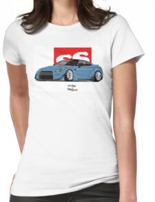 Rocket Bunny GT-R Womens Fitted T-Shirt