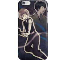 Who What Who What iPhone Case/Skin
