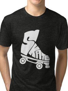 Skate! Tri-blend T-Shirt