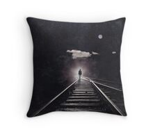 Tales of a Somnambulist Throw Pillow