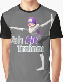 Wah Fit Trainer Graphic T-Shirt