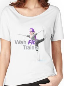 Wah Fit Trainer Women's Relaxed Fit T-Shirt
