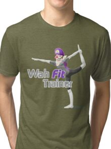 Wah Fit Trainer Tri-blend T-Shirt