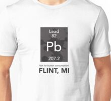 Lead Poisoning, Flint, MI T-Shirt