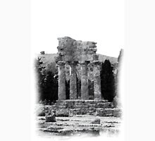 Temple of the Dioscuri - Pencil Drawing Unisex T-Shirt