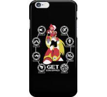 MEGAMAN ZERO iPhone Case/Skin