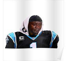 Jordan Crying Poster