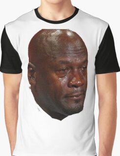 Jordan Crying Graphic T-Shirt