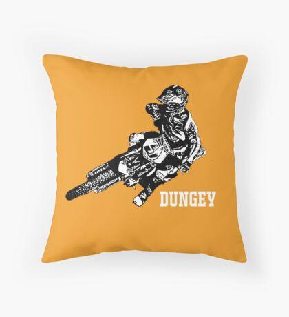 ryan dungey 5 Throw Pillow