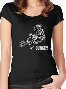 ryan dungey 5 Women's Fitted Scoop T-Shirt