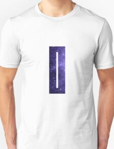 The Letter I - Space T-Shirt