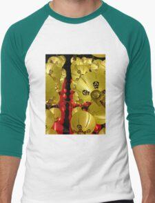 Chinese Lanterns - Yellow T-Shirt