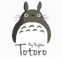 My Neighbor Totoro by Clothescrazy01