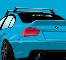 BMW 3er e90 Sticker