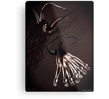 She Danced Ballerina  Metal Print