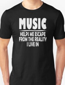 escape me from the reality T-Shirt