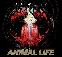 D.A. WILEY's ANIMAL LIFE STICKER by DevinWiley