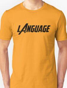 Captain America - Language T-Shirt