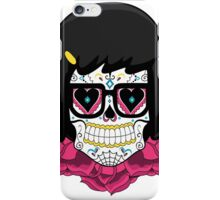 Sugar Skull Tina iPhone Case/Skin