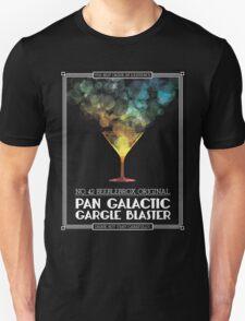 Pan-Galactic Gargle Blaster Poster T-Shirt