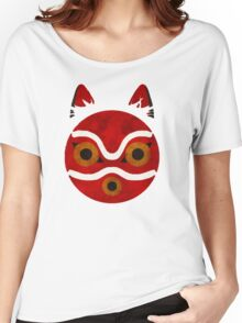 princess mononoke mask Women's Relaxed Fit T-Shirt