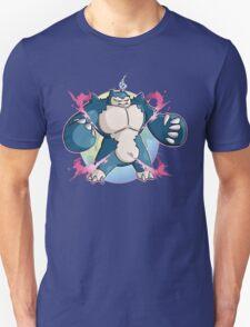 Pokemon Mega Snorlax T-Shirt