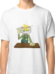 Chip the Mocha Man Classic T-Shirt