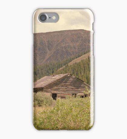 Abandoned Shack iPhone Case/Skin