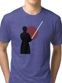 Sunset Jedi Tri-blend T-Shirt