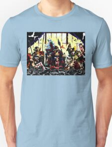The three kings Unisex T-Shirt
