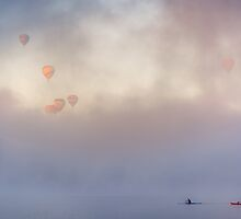 Floating by Russell Charters