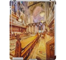 Magnificent Cathedral     ED2 iPad Case/Skin