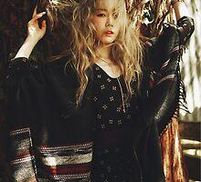 Kim Taeyeon - 'I' #1 by skiesofaurora