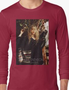 Kim Taeyeon - 'I' #1 Long Sleeve T-Shirt